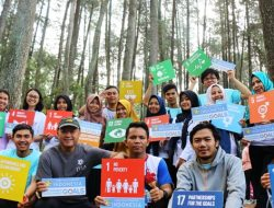 """Mahasiswa FBS Unimed """"Best Participant"""" Global Peace Youth Leadership Camp"""