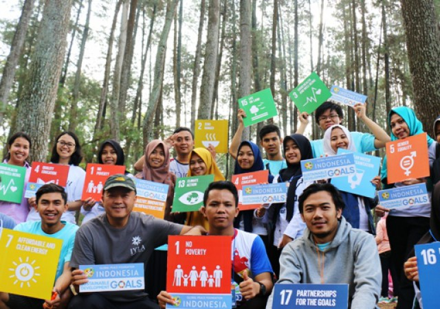 "Mahasiswa FBS Unimed ""Best Participant"" Global Peace Youth Leadership Camp"