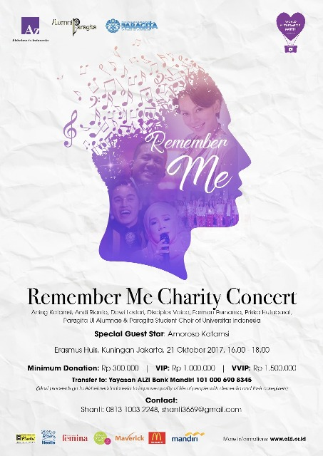 Remember Me Charity Concert (ist)